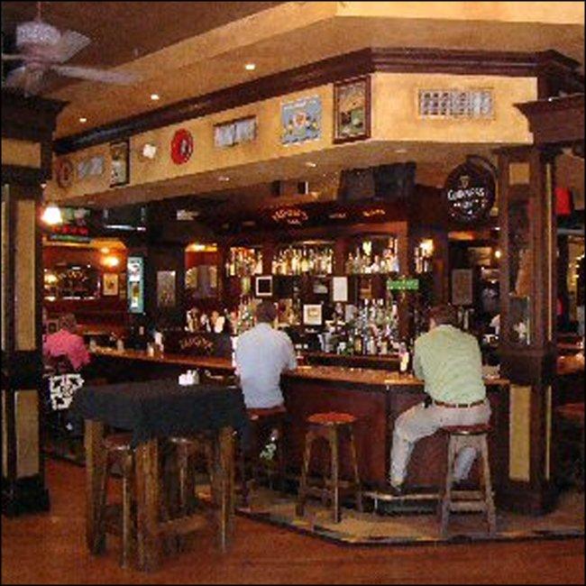 Brogues Down Under Aussie Boomerang Bar