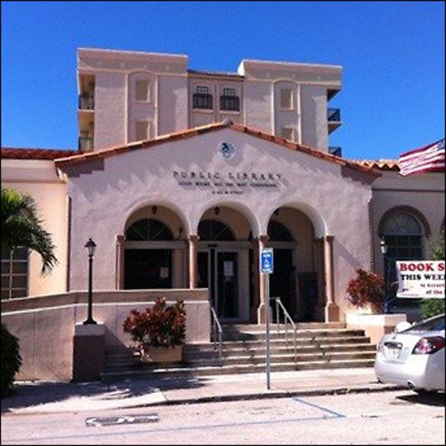 Lake Worth FL Public Library