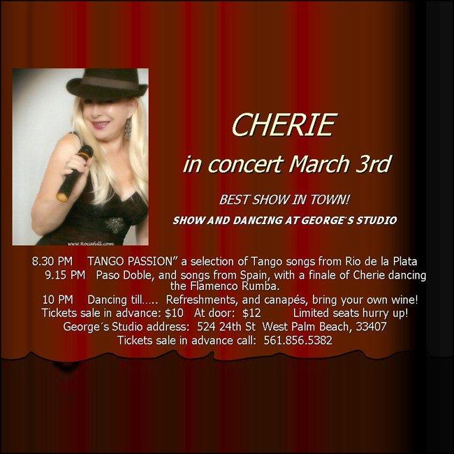 Cherie Rocafull