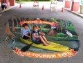 Amazing Street Painting