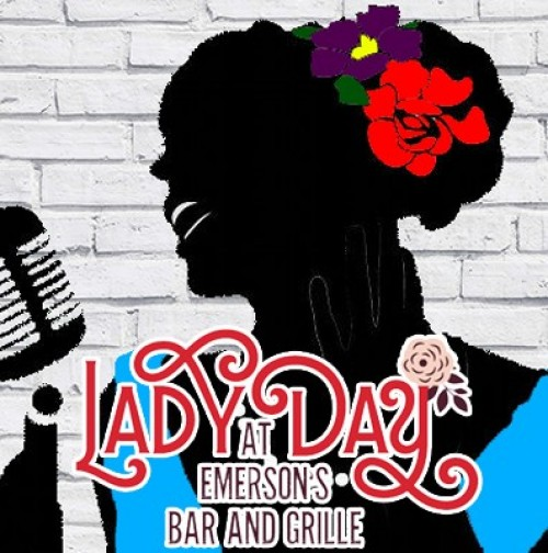 Lady Day at Emerson's Bar and Grille logo